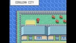 Pokemon Fire Red/Leaf Green - All Hidden Item Locations