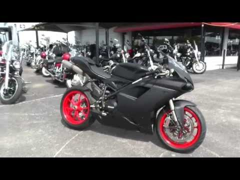 021043 - 2012 Ducati 848 EVO - Used Motorcycle For Sale