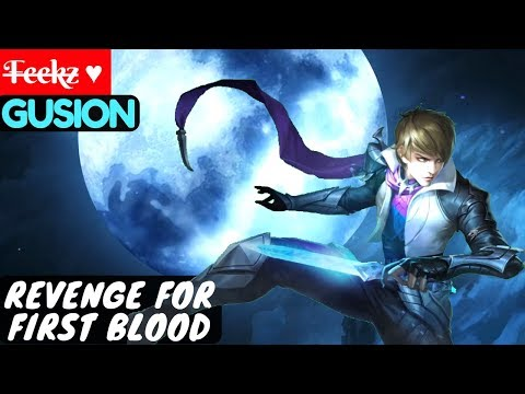 Revenge For First Blood [S7 Top Global 1 Gusion] | тʍɢ Feekz ♥ Gusion Mobile Legends