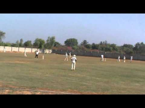 Match 1 (NCJ Elevens) V/S Fantasy Cricket Club