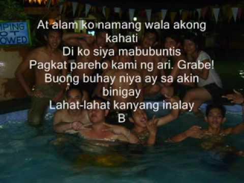 Nagmahal Ako Ng Bakla By Dagtang Lason With Lyrics
