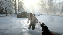 Sly Gameplay - Red Dead Redemption 2 - The Winter Mountain Bounty Encounter & Frontier Moments