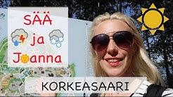 Korkeasaaren eläimet – mitä meinaavat Suomen säästä?