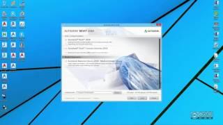 Autodesk Revit 2018 - Installation