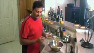 Home Made Tandoori Chicken - Indian Cuisine  Recipe Video