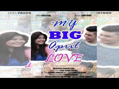 My Big April Love | Pinoy Rom-Com Love Story (Short Film)