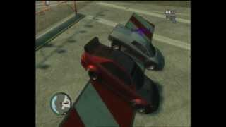 GTA IV - Sultan RS vs Infernus