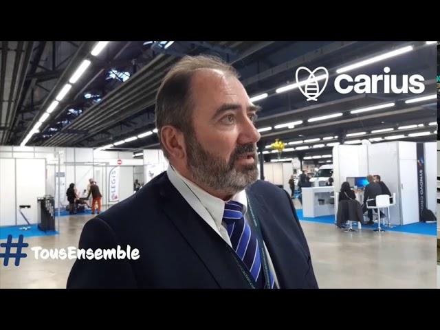 Interview de Francois Braun président Urgent SAMU France