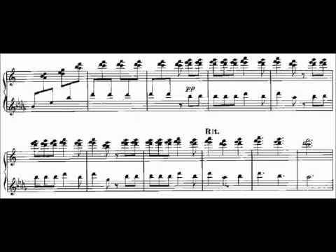 Alberto Ginastera - Argentinian Dance No. 1 (audio + sheet music)