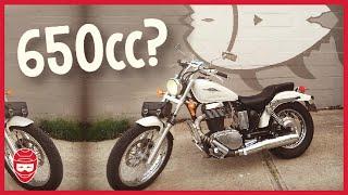Best Beginner Motorcycle: Suzuki S40 Boulevard: 650 cc Cruiser Enough Power?