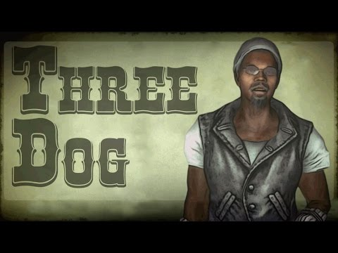 The Storyteller: FALLOUT S2 E15 - Three Dog ft. Erik Todd Dellums