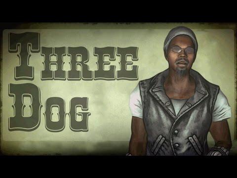 The Storyteller: FALLOUT S2 E15  Three Dog ft. Erik Todd Dellums