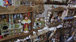 В Одессе проходит легендарная Сорочинская ярмарка