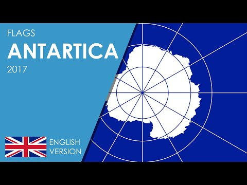 Flags of Antartica