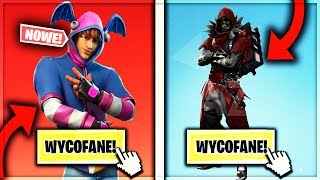 WITHDRAWN SKINS THAT WILL NEVER APPEAR in the GAME-Fortnite Battle Royale