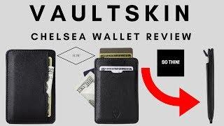 Vaultskin Chelsea Sleeve Wallet Review