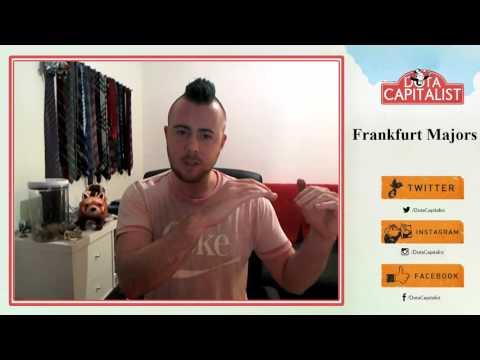Frankfurt Major & Panels Vlog (Also shaved mohawk)