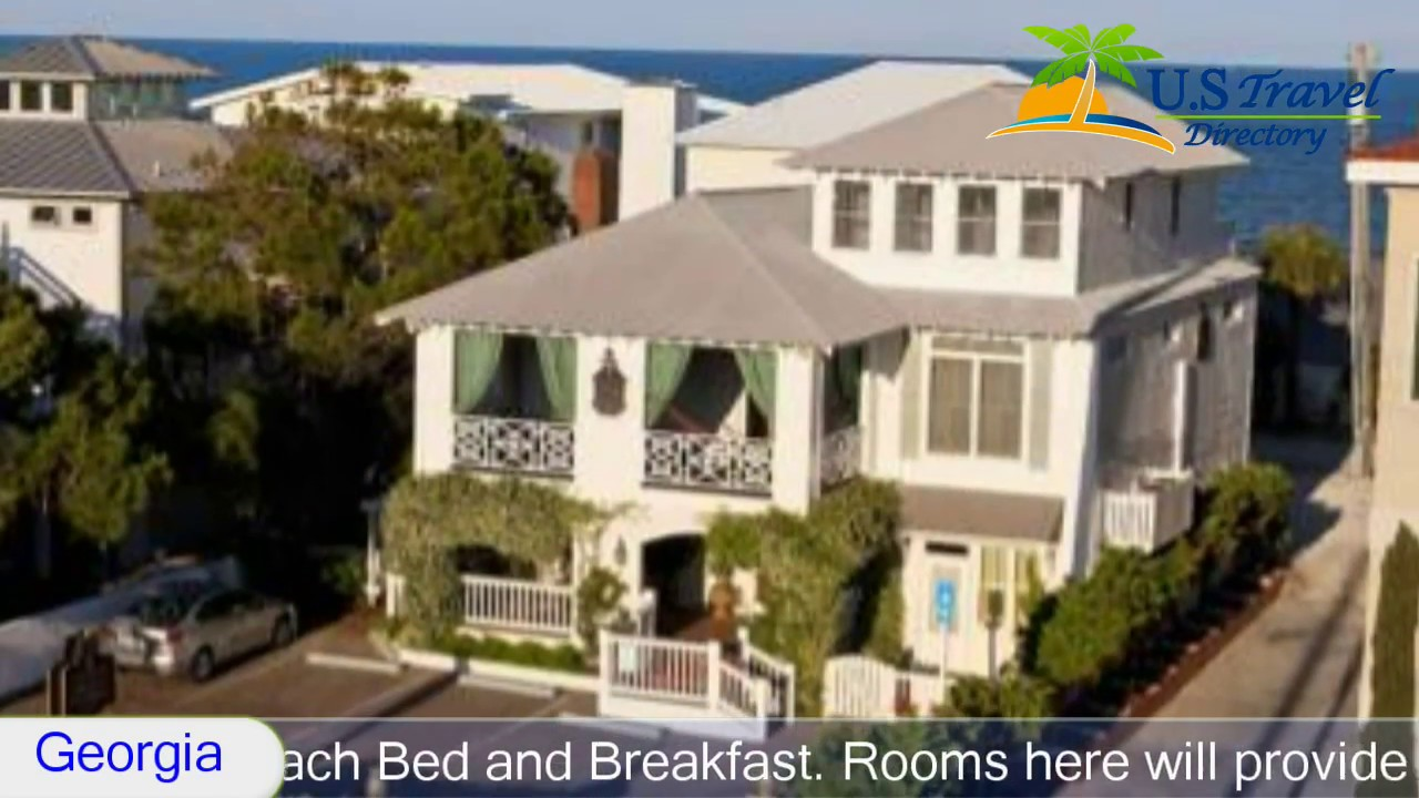 Desoto Beach Bed Breakfast Tybee Island Hotels Georgia