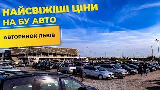Авторинок у Львові. Найсвіжіші ціни на бу авто!