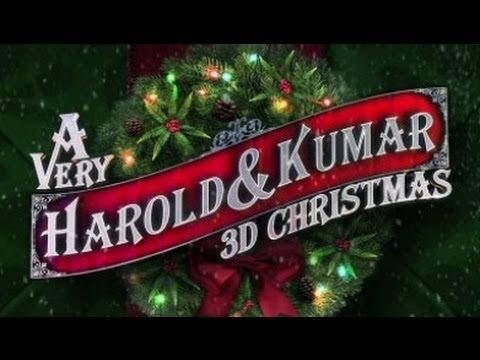 La navidad 3d de harold & kumar