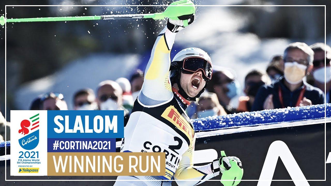 Sebastian Foss-Solevaag Claims Slalom Gold