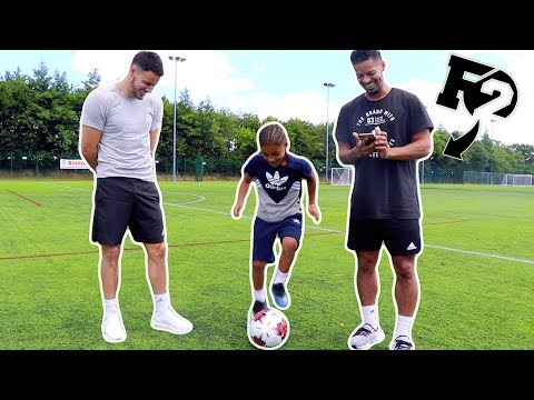 HOW TO GET QUICK FEET ft. F2FREESTYLERS