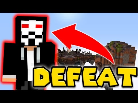 TWO HACKERS ON ONE TEAM!   Minecraft Bed Wars