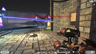 Unreal Tournament 3 multiplayer gameplay 1440p maxed graphics PART 2 (Session 1) - 1on1-Pure