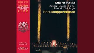 Parsifal, WWV 111, Act I: Act I Part 2: Weh! Weh! - Hoho! - Auf - Wer ist der Frevler?...