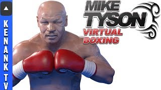 NEW MIKE TYSON BOXING GAME!! (2018) | NO FIGHT NIGHT CHAMPION 2!