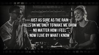 Tori Kelly - Just As Sure (feat. Jonathan McReynolds) - Instrumental Track with Lyrics
