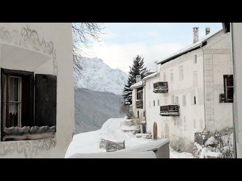 The high life - Engadine Valley, Switzerland