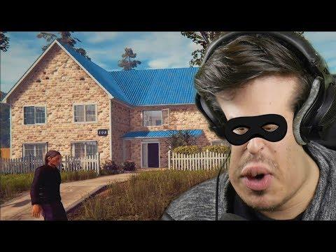 OPLJAČKAO SAM BOGATAŠA!!! (Thief Simulator) epizoda 2.
