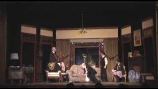 The Mousetrap Clip 5---Nobody Will Be Arriving Here Today--Except a policeman in the window