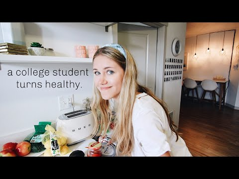 College Cook With Me: My Go To Meals That Are Easy & DELICIOUS