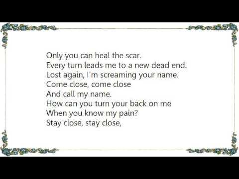 Fireflight - Stay Close Lyrics