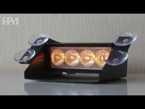 LED dashlight orange