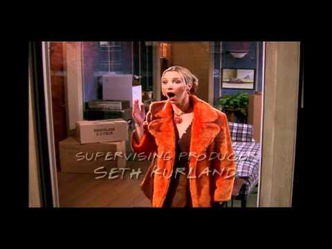 Pheobe Accidentally Sees Monica And Chandler Having Sex