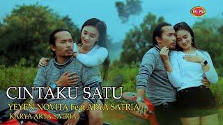 Yeyen Novita feat. Arya Satria - Cintaku Satu (Acoustic) [OFFICIAL]