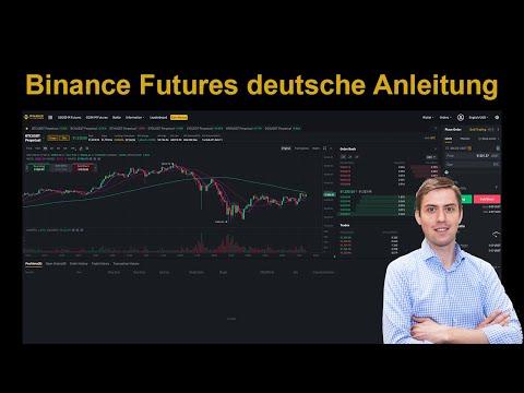 Binance Futures deutsche Anleitung ✅