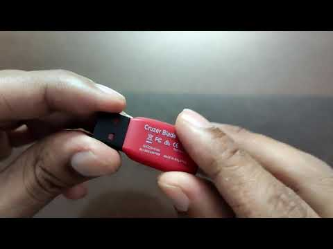 Review -  SanDisk Cruzer Blade USB Flash Drive