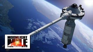 Аниме про космос | Лунная миля / Moonlight Mile | (1 сезон - 3 серия) #MadWorldAnime