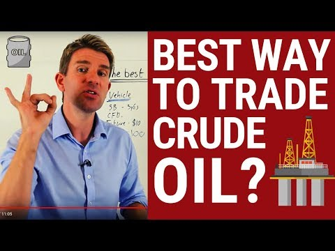 Best Way to Trade Crude Oil? 🛢️