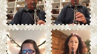 DSO Clarinets - Ding Dong Merrily on High