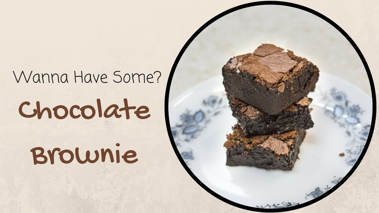 Chocolate Brownie Recipe Microwave Fudgy Brownies Easy Chewy