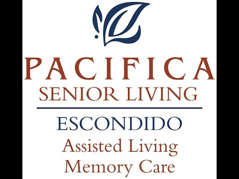 Pacifica Escondido, Senior Assisted Living & Memory Care.