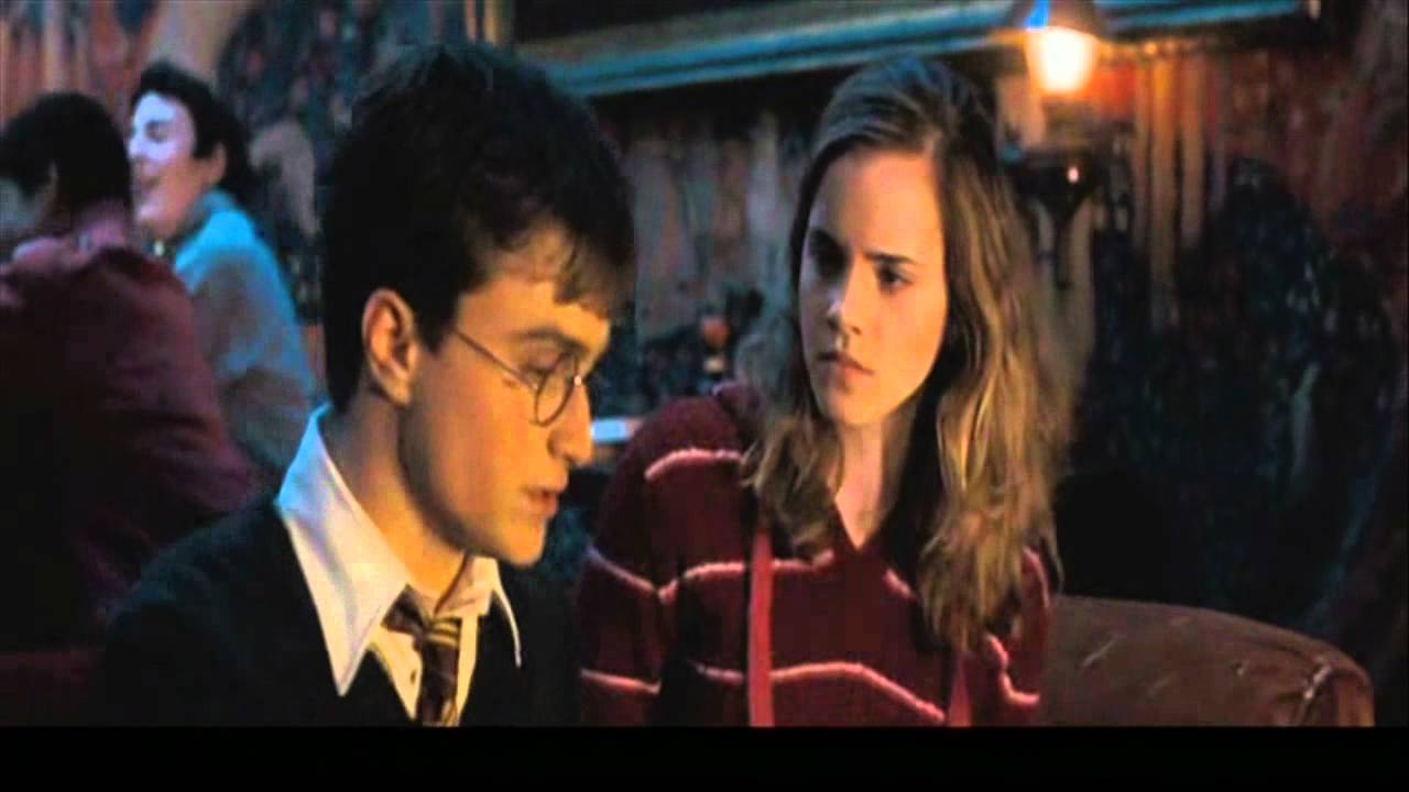 Harry hermione scenes hp and the order of phoenix youtube - Hermione granger harry potter and the order of the phoenix ...