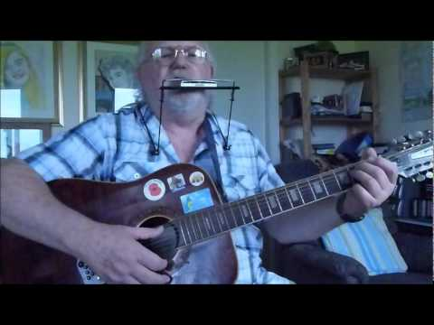 12-string Guitar and Harmonica: Turn The Page (Including lyrics and ...