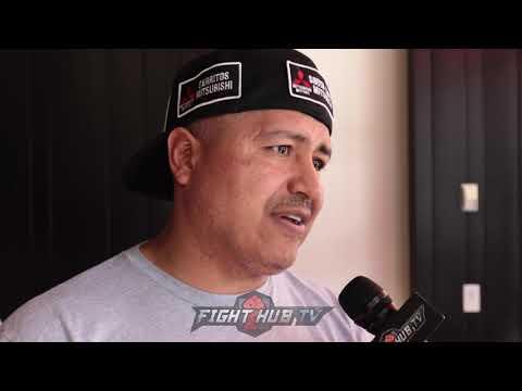 ROBERT GARCIA 'IF PACQUIAO FIGHTS THURMAN NEXT, HE WINS A DECISION'