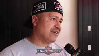 "ROBERT GARCIA ""IF PACQUIAO FIGHTS THURMAN NEXT, HE WINS A DECISION\"""